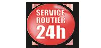 Service routier 24h